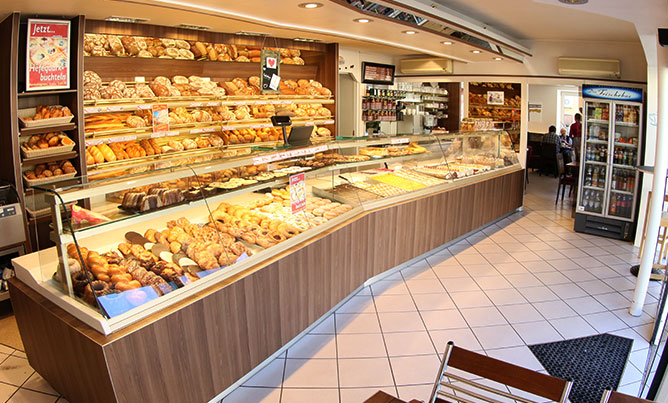 Bäckerei Bechhofen | Bäckerei, Café Rieß | Ihre Bäckerei In Bechhofen, Filiale