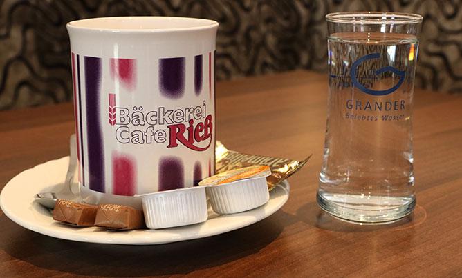 Café Bechhofen, Kaffee Und Getränke