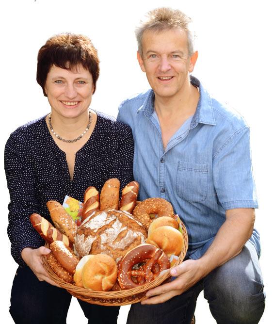 Bäckerei, Cafe Rieß, Bäckerei Bechhofen, Familie Rieß