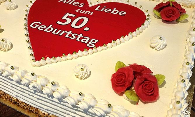Konditorei Bechhofen | Bäckerei, Café Rieß | Ihre Bäckerei In Bechhofen, Geburtstag