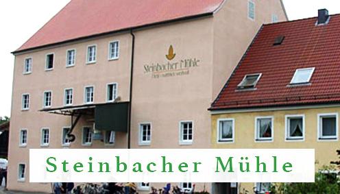 Unsere Partner | Bäckerei, Café Rieß | Ihre Bäckerei In Bechhofen, Steinbacher-Muehle