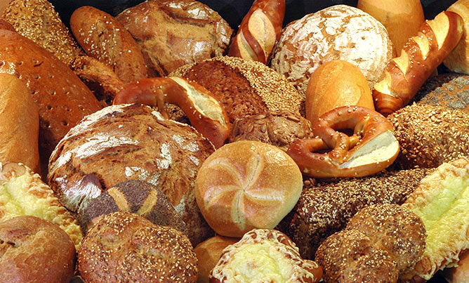 Bäckerei Bechhofen | Bäckerei, Café Rieß | Ihre Bäckerei In Bechhofen, Brötchen