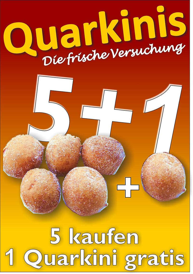 Quarkinis | Bäckerei, Café Rieß | Ihre Bäckerei in Bechhofen