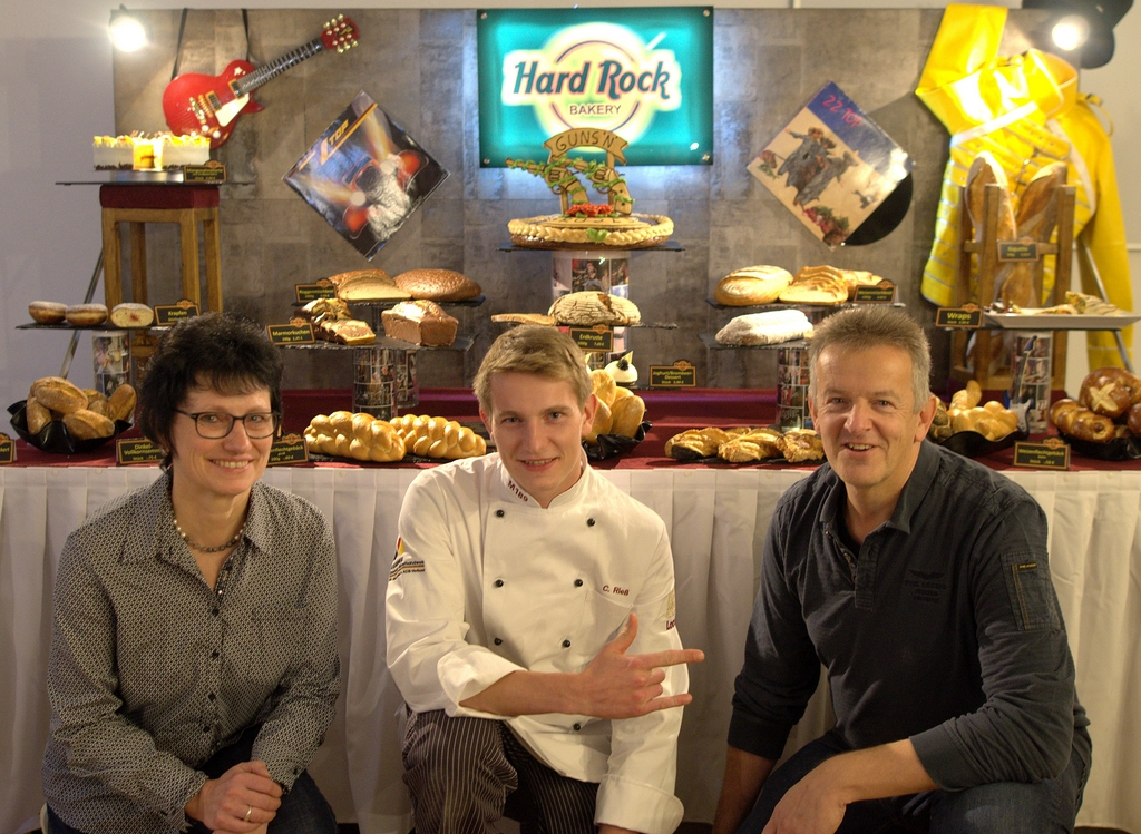 Hard Rock Bakery – Chris Rieß Auf Meisterkurs