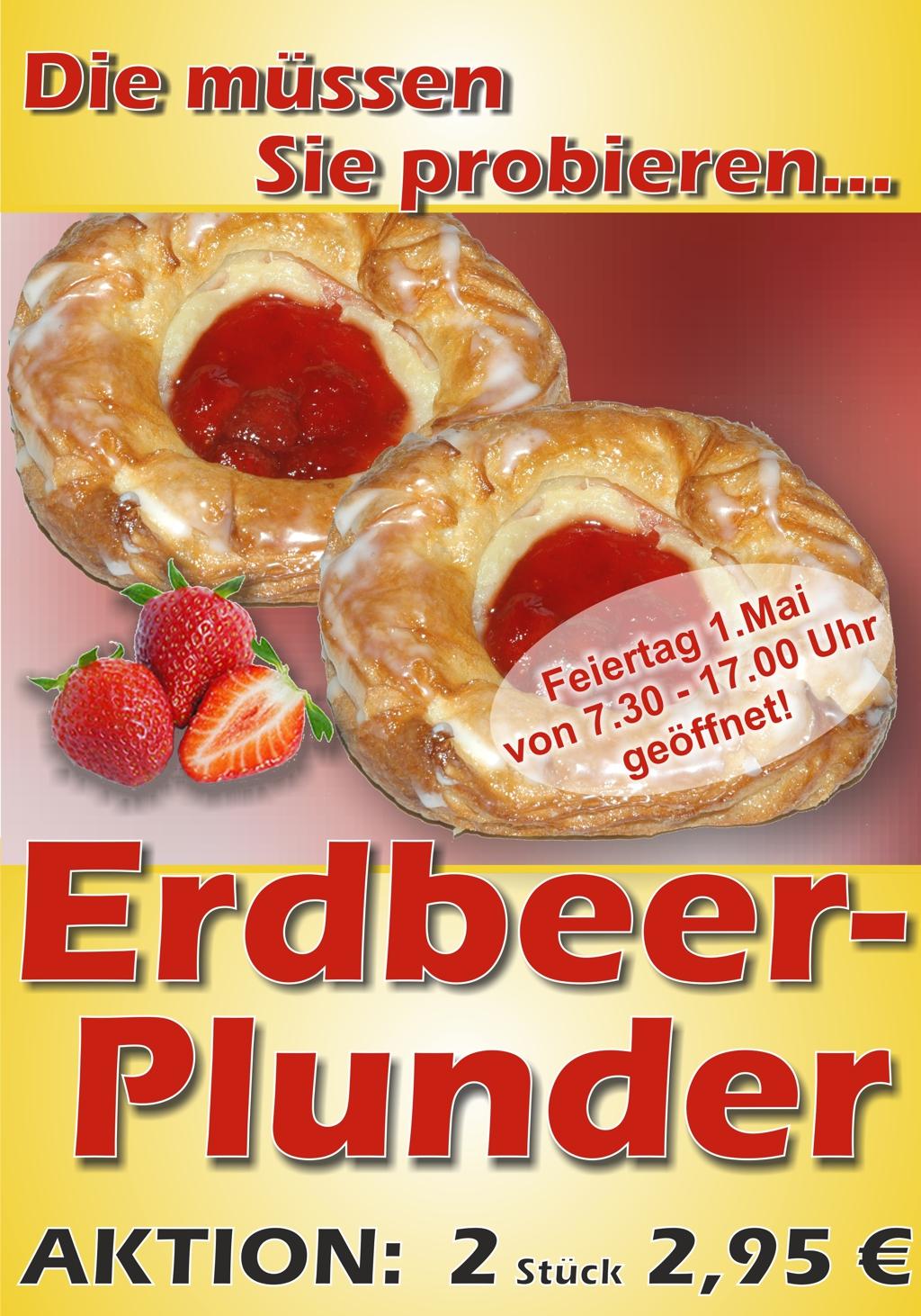 Fruchtige Erdbeerplunder – Die Müssen Sie Probieren!